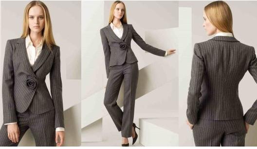 стильная одежда для офиса