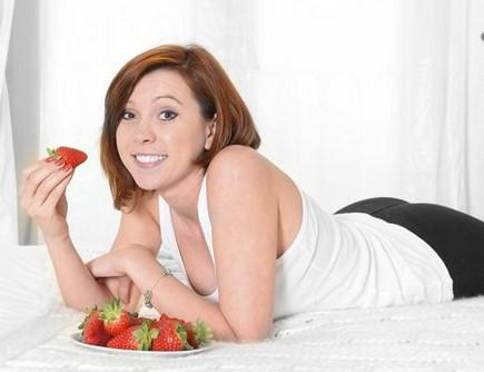 клубника и диета
